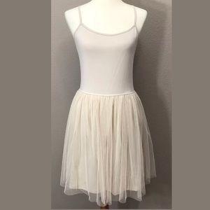 Mystree Sleeveless Tulle Dress Size M